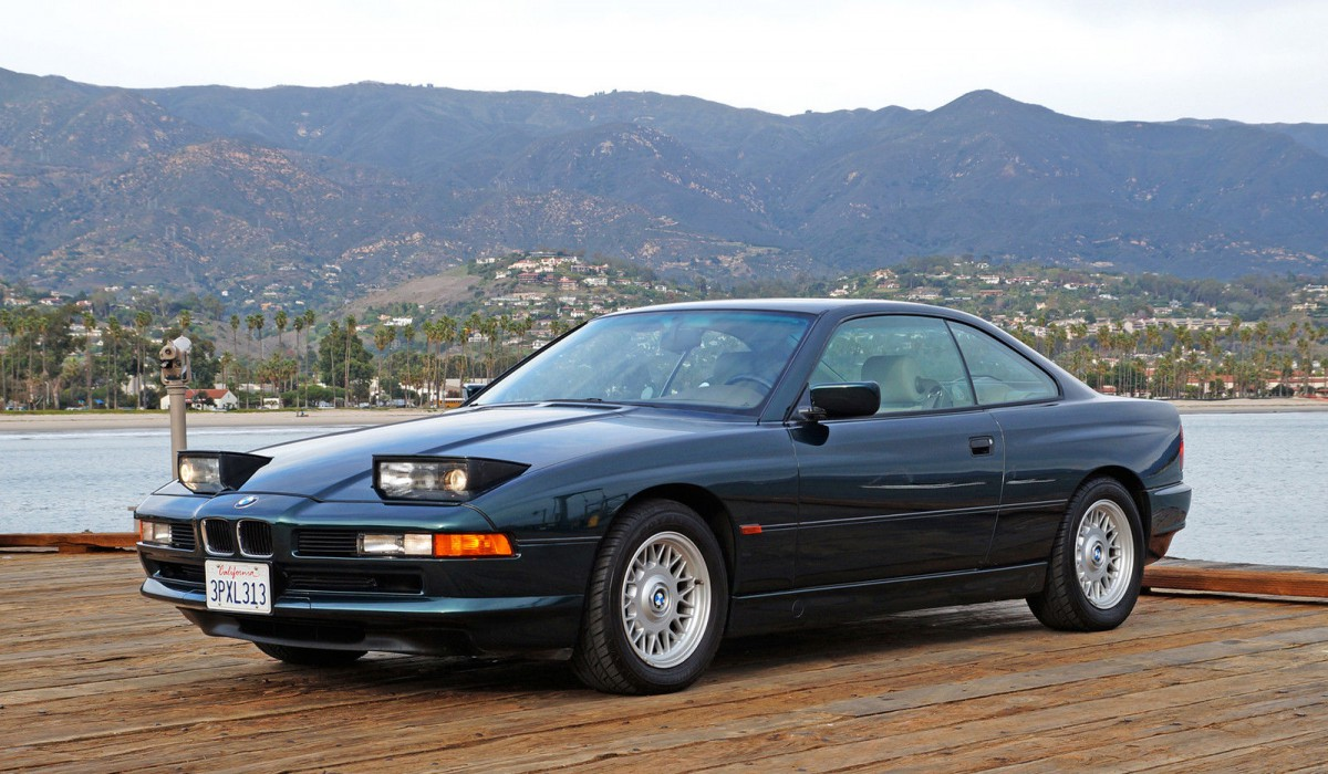 The 850i Was One Of My Favorite Car Models Ever And To This Day Its Still In Possession Normally Bubble Wrapped With Most Other