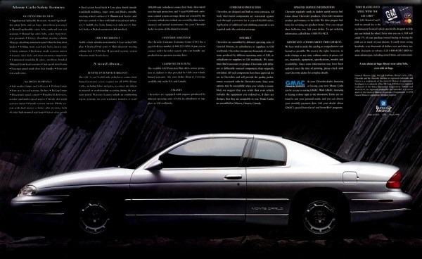 1995 chevrolet monte carlo 5