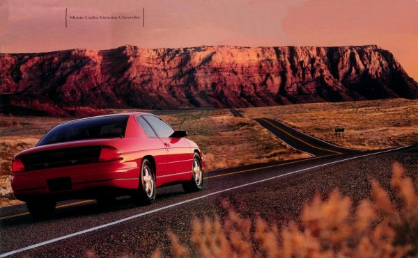 1995 chevrolet monte carlo 6