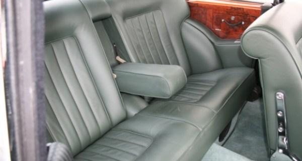 Bristol 411 rear