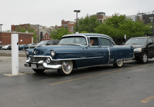 Cadillac 1954 fq