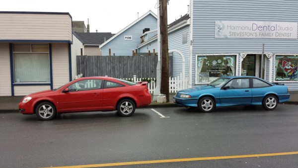Chevrolet Cobalt and Cavalier