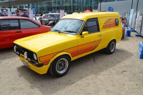 Ford Escort Sundowner panelvan