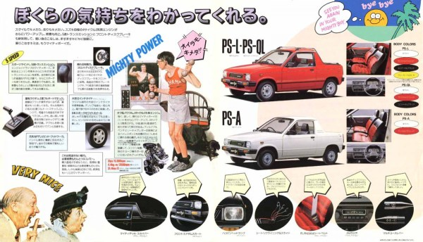 Suzuki Mighty Boy 5