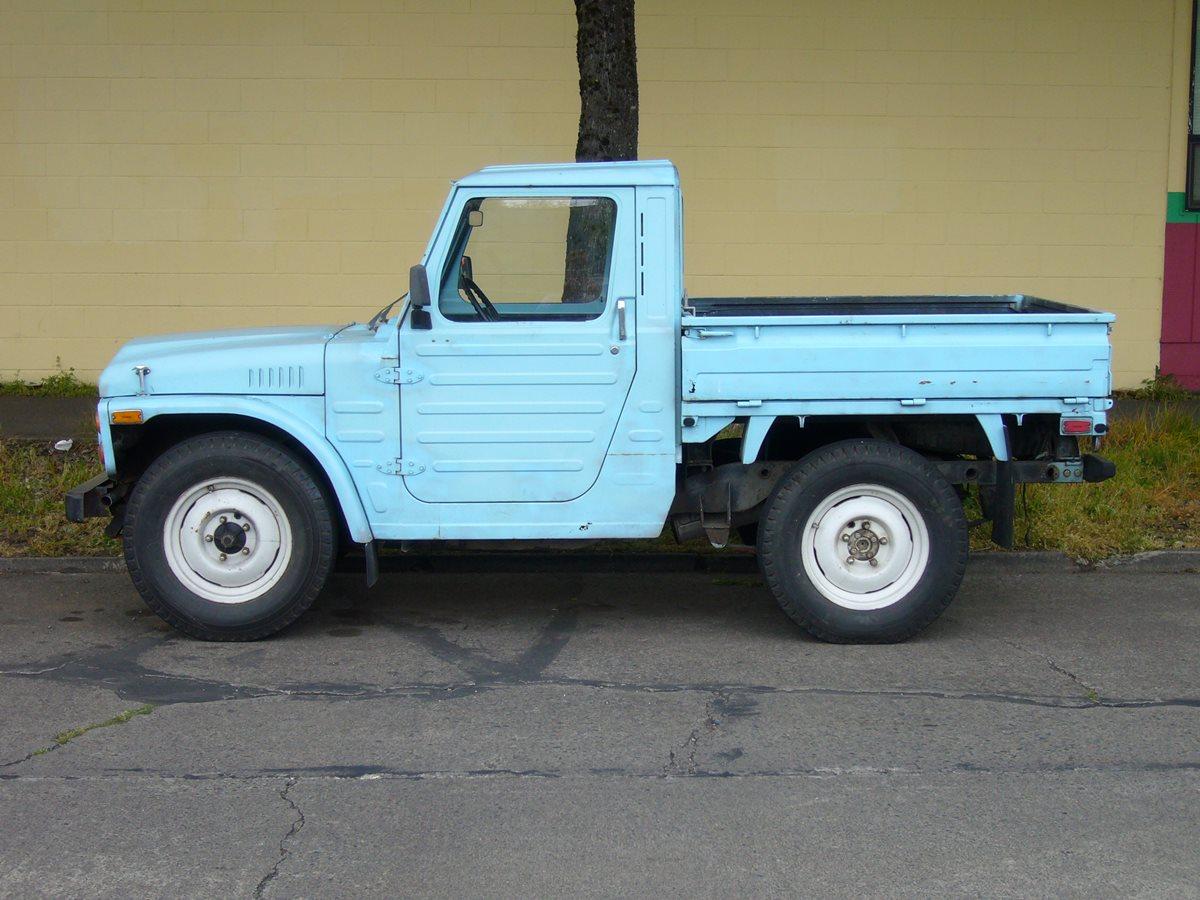 Suzuki Samurai Truck Parts