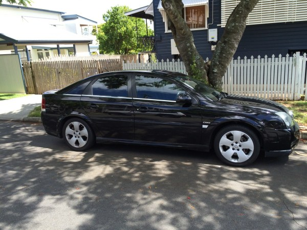 holden vectra cdxi