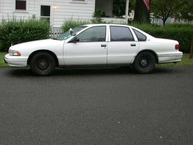 COAL: 1995 Chevrolet Caprice 9C1–Corvette Power | Curbside