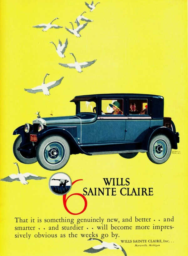 1925 Wills Sainte Claire Ad-02