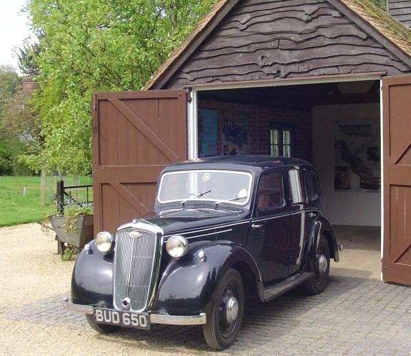 1946 Wolseley 8.1