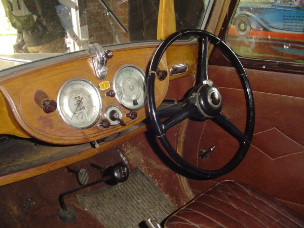1946 Wolseley 8.4