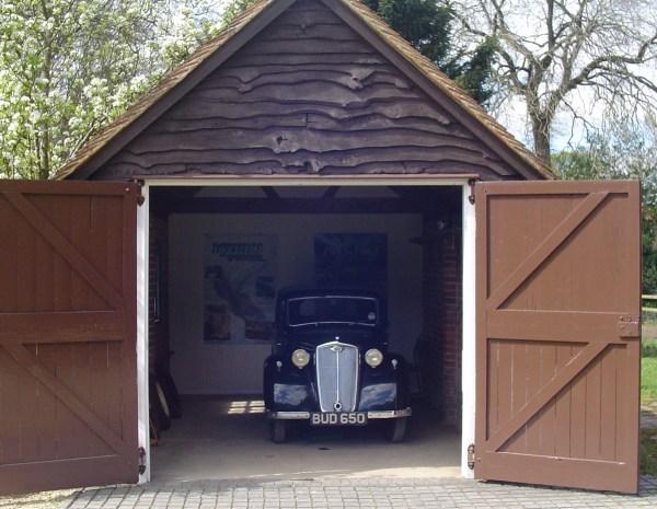 1946 Wolseley 8.5