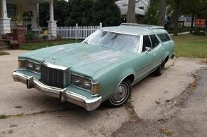 1977 mercury cougar wagon 1