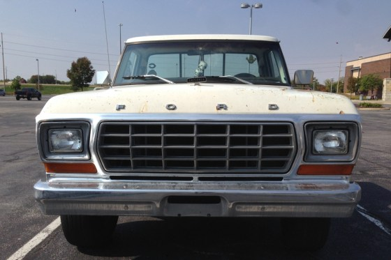 1979 Ford F-250 Explorer a