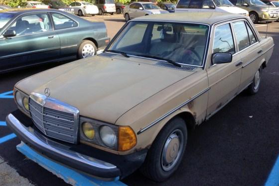 1980 MB 300D h