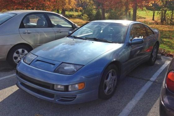 1992 Nissan 300ZX b