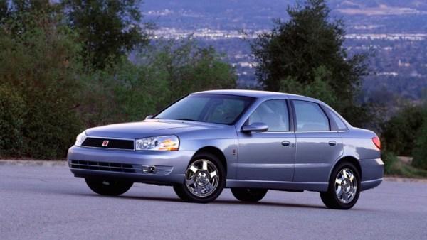 2003 Saturn L-Series 2