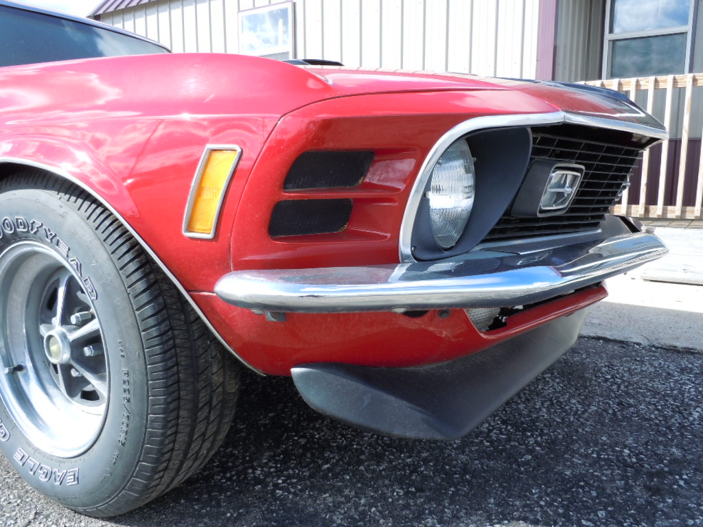 CC Capsule 1970 Ford Mustang Mach 1  If You Cant Take The Heat