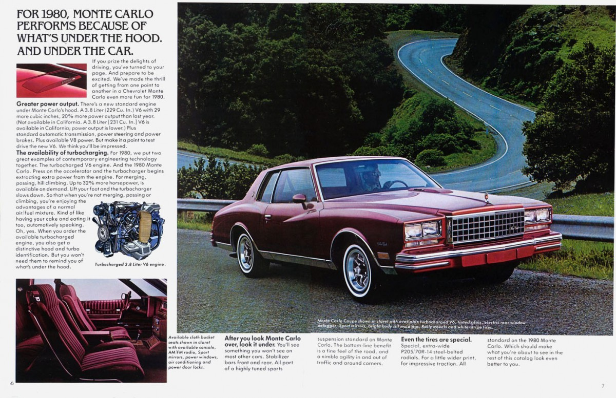Ad Classic: 1981 Chevrolet Monte Carlo Turbo – One Of The Rarest