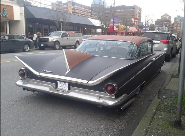 Buick 1959 fin