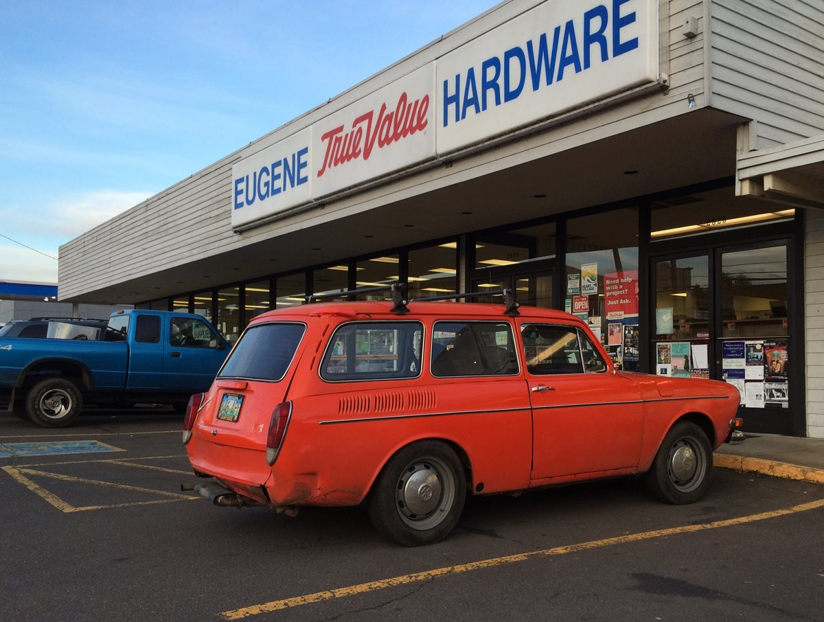 CC Outtake: Another Vintage VW (Squareback) Daily Driver