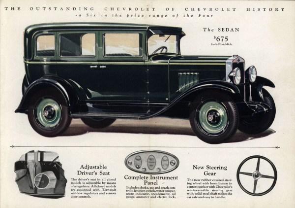 Chevrolet 1929 Chevrolet_2000