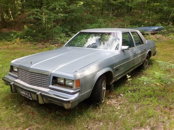 Dodge 1979 St Regis fq