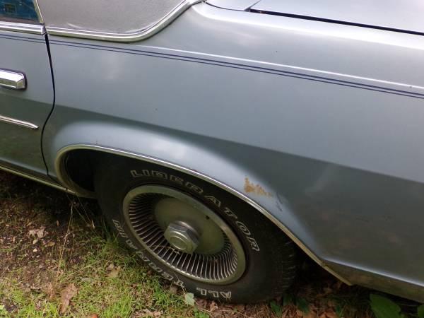 Dodge 1979 St Regis rqq