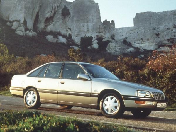 Opel_Senator_Senator 2.6i_Sedan