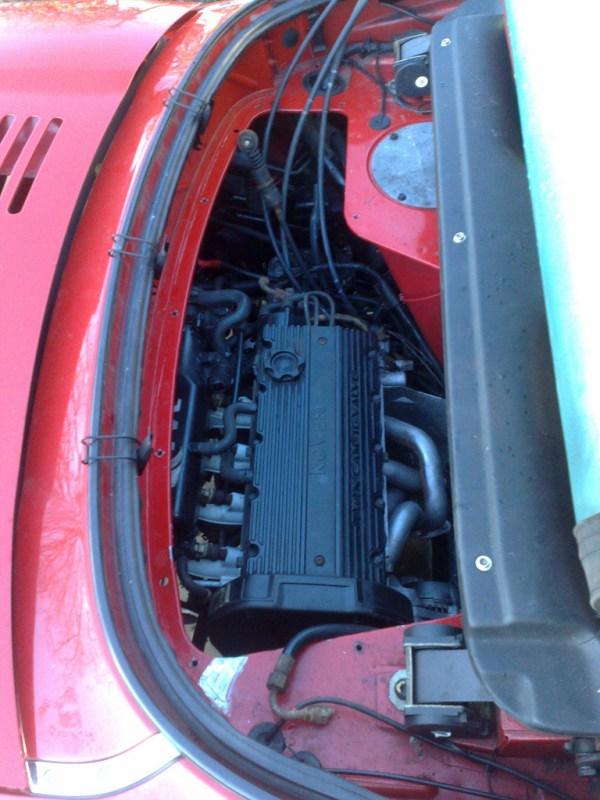 mgf ENGINE