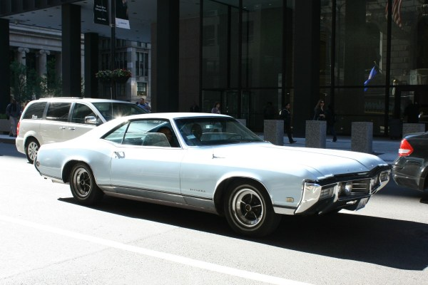 006 - 1969 Buick Riviera CC