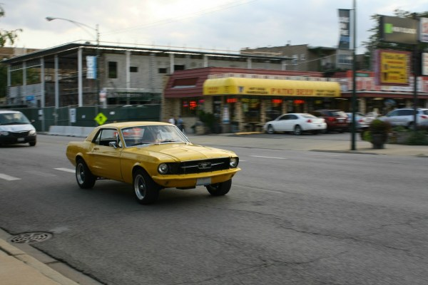 010 - 1967 Ford Mustang CC