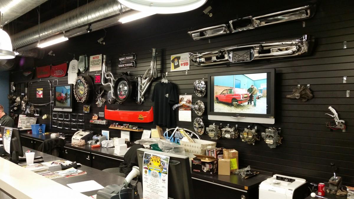 CC Shopping: A Trip To Original Parts Group
