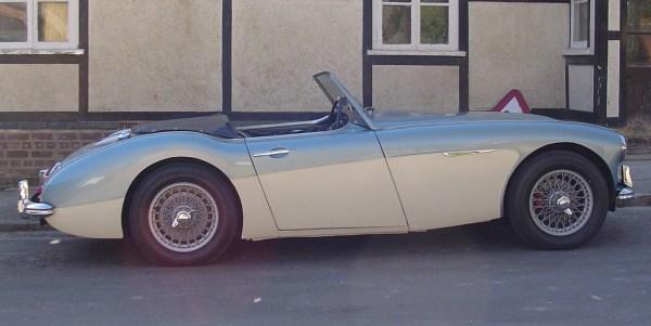 1960 Austin Healey 7