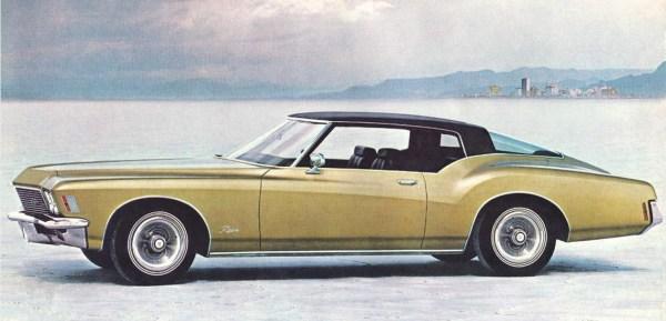 1971 Buick Riviera | Credit: americanrides.blogspot.com