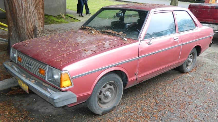 COAL 1982 Datsun 210 1986 Hyundai Excel 1985 Nissan Sentra