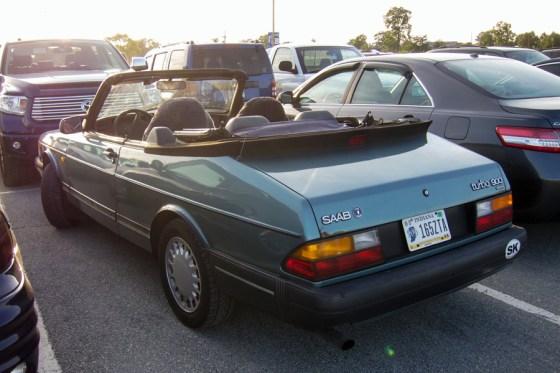 1992 Saab 900 Turbo a