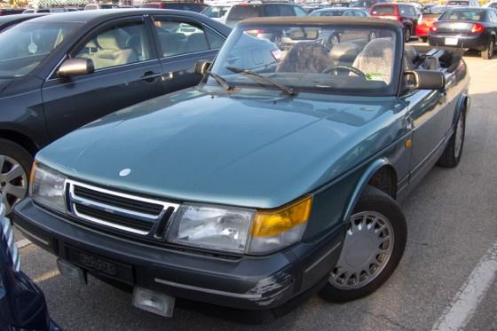 1992 Saab 900 Turbo c