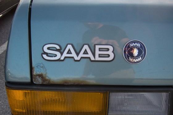 1992 Saab 900 Turbo f