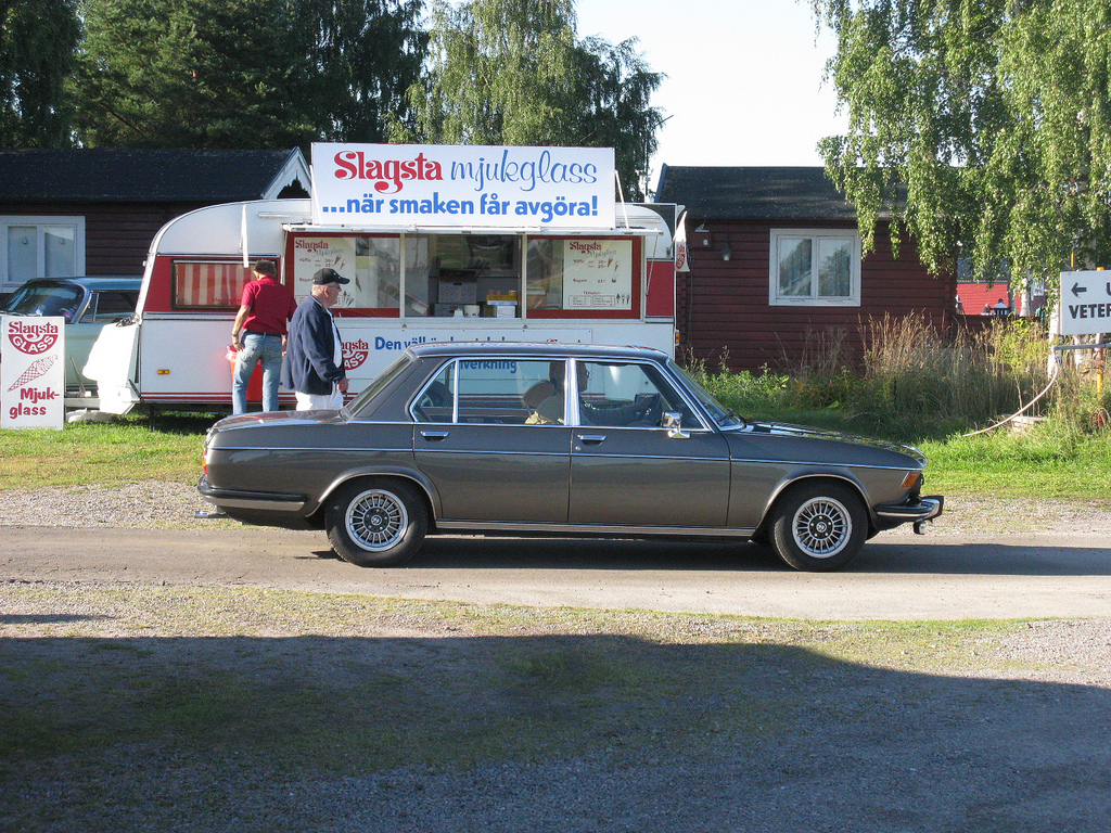Curbside Classic: 1974 BMW Bavaria – The Kinky Shark