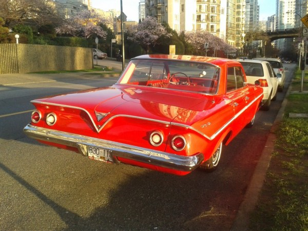 Chevrolet 1961 Bel Air 4 dr hdtp rq