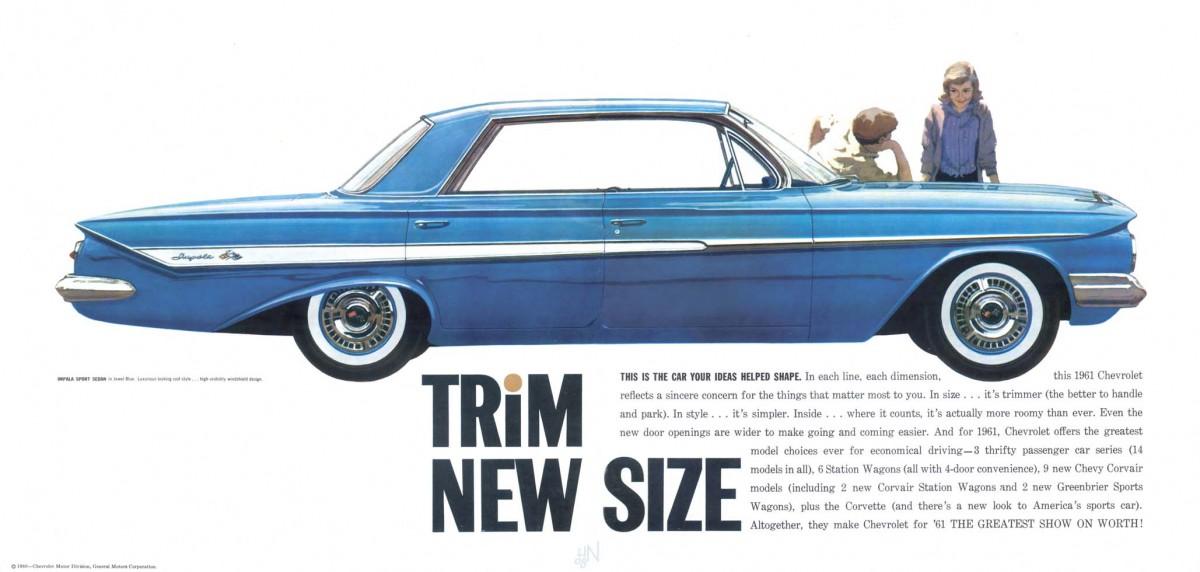 2015 Chevrolet Impala Brochure