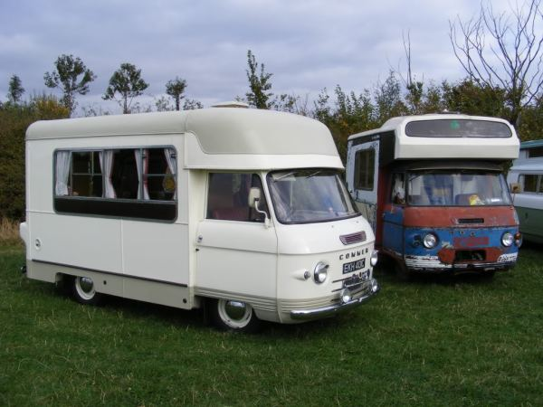Commer motorhome 2