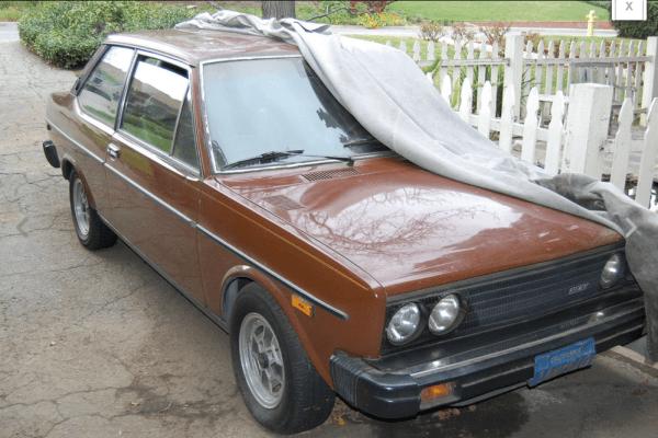 Fiat 1980 brava f