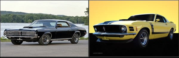 Gen 2 Mustang Cougar