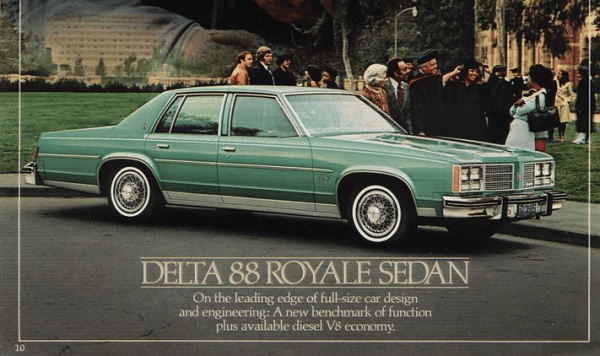 Olds 1978 delta 88 royale