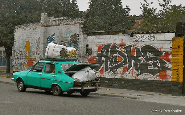 Renault 12 Meddellin  Alexander Den Ouden