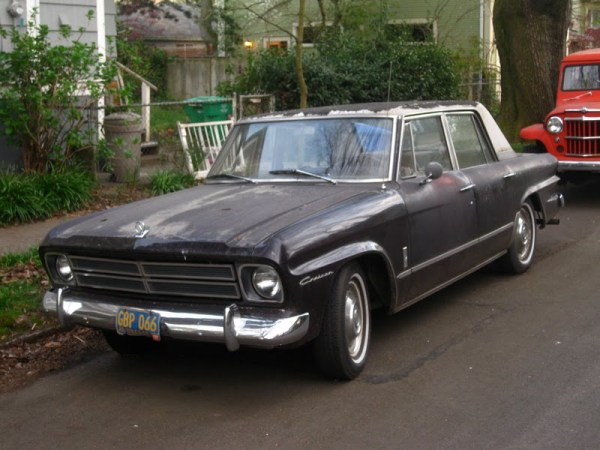 Studebaker 1966 Cruiser Sedan. - 1