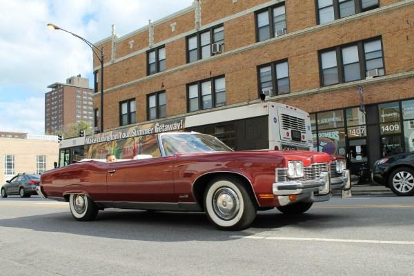 099 - 1973 Pontiac Grand Ville CC