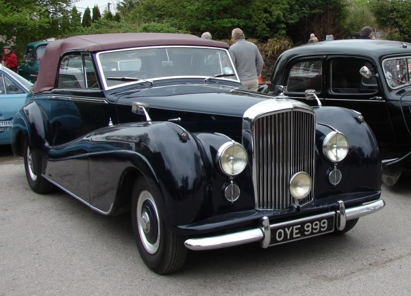 1954bentleyr type-1