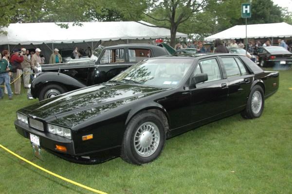 Aston Martin Lagonda series 4 wiki